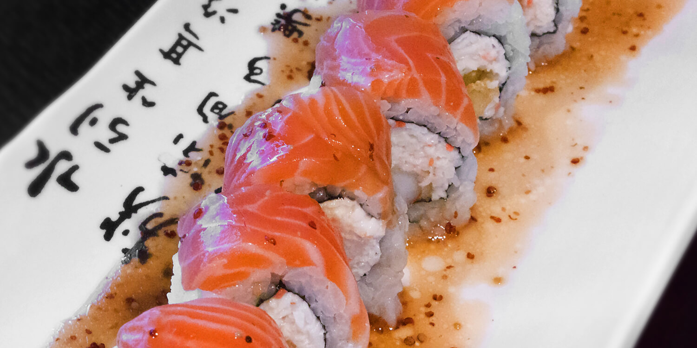 iSushi - Salmon Roll